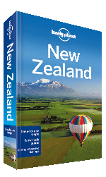 New Zealand travel guide - 17th edition
