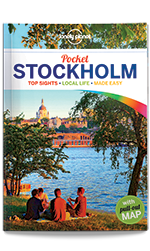 Pocket Stockholm, 3rd Edition Apr 2015 by Lonely Planet