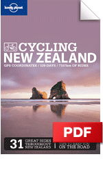 Cycling in New Zealand  - Waikato & King Country (Chapter)