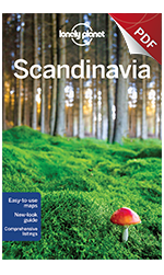 Scandinavia Sweden Download Lonely Planet Chapter - Sweden map lonely planet