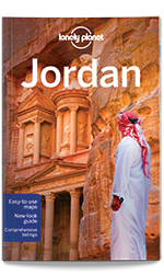 Jordan travel guide, 9th Edition Jul 2015 by Lonely Planet