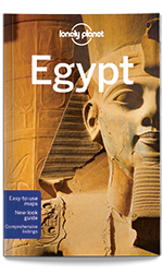 Egypt travel guide, 12th Edition Jul 2015 by Lonely Planet