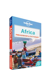 Africa Phrasebook, 2nd Edition Jun 2013 by Lonely Planet