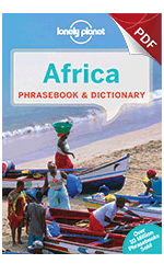 Africa Phrasebook - Afrikaans (Chapter)