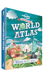 Kids Amazing World Atlas