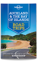 Auckland & Bay of Islands Road Trips book