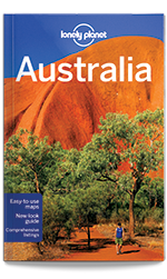 Australia travel guide, 18th edition Nov 2015 by Lonely Planet