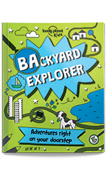 Backyard Explorer book
