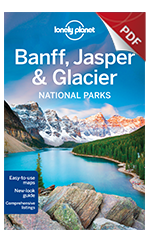 Banff, Jasper & Glacier National Park
