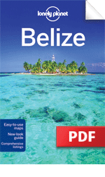 Belize travel guide - 4th Edition