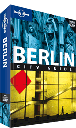 Lonely planet Berlin travel guide