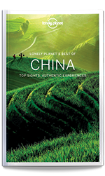 Best of China travel guide, 1st Edition May 2017 by Lonely Planet