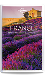 Best of France travel guide, 1st Edition May 2017 by Lonely Planet