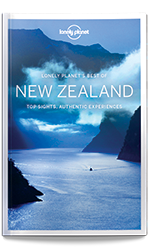 Best of New Zealand travel guide, 1st Edition Nov 2016 by Lonely Planet