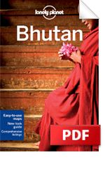 Bhutan travel guide - 4th Edition