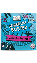 Boredom Buster, 1st Edition Apr 2016 by Lonely Planet 11049