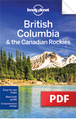 British Columbia &amp; Canadian Rockies travel guide - 5th Edition