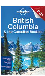 British Columbia & Canadian Rockies - Alberta (Chapter)
