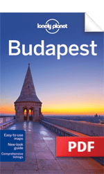Budapest city guidebook