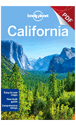 California travel guidebook