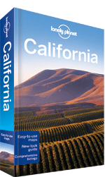 Lonely Planet California travel guide