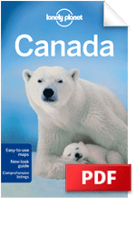 Canada travel guide - 11th Edition