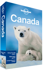 Lonely Planet Canada travel guide