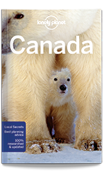 Canada travel guide, 13th Edition Apr 2017 by Lonely Planet