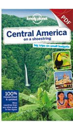 Central America on a shoestring - Costa Rica (Chapter)