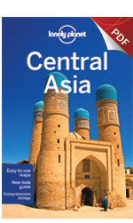 Central Asia - Understand Central Asia & Survival Guide (Chapter)
