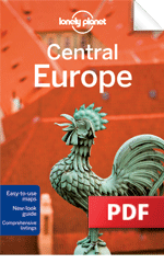 Central Europe travel guide - 9th Edition