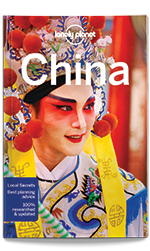 China travel guide, 15th Edition Jun 2017 by Lonely Planet