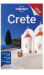 Crete travel guidebook