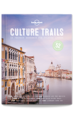 Culture Trails, 1st Edition Oct 2017 by Lonely Planet