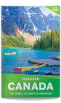 Discover Canada travel guide - 3rd edition