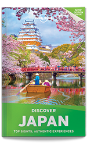 Discover Japan travel guide - 4th edition