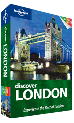 Lonely Planet Discover London travel guide