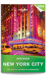 Discover New York City 2018 city guide