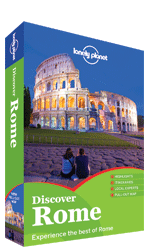 Lonely Planet: Discover Rome travel guide