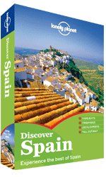 Lonely Planet Discover Spain travel guide