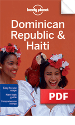 Dominican Republic & Haiti - Península de Samaná (Chapter)