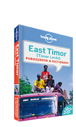 East Timor phrasebook - 3rd edition