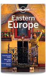 Eastern Europe travel guide, 13th Edition Oct 2015 by Lonely Planet