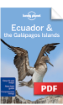 Ecuador &amp; the Galapagos Islands - South Coast (Chapter)