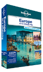 Europe on a Shoestring travel guide - 8th edition