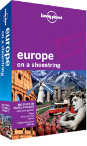 Europe on a Shoestring travel guide - 7th Edition by Lonely Planet