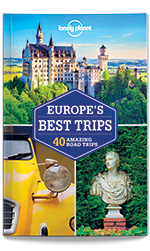 Europe's Best Trips, 1st Edition Mar 2017 by Lonely Planet 12318-PRINT_AND_DIGITAL