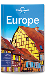 Europe travel guide - 1st edition