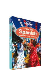 Fast Talk Spanish, 3rd Edition May 2013 by Lonely Planet
