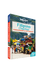 Filipino (Tagalog) phrasebook, 5th Edition Aug 2014 by Lonely Planet